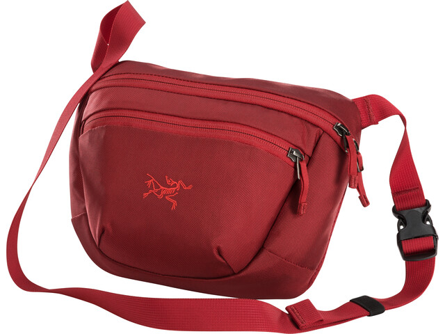 Arc'teryx Maka 2 Marsupio, red beach